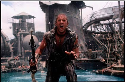 7.Waterworld